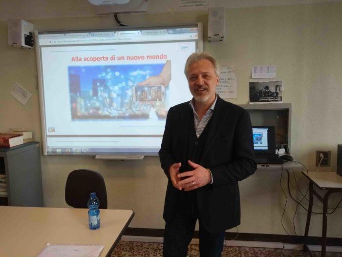 Giuseppe Marchese parla del CV