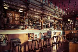 lo storytelling al bar