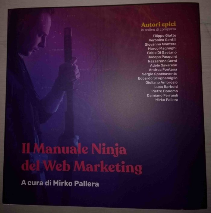 Il manuale ninja del web marketing