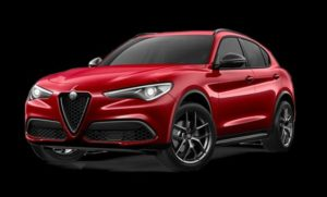 Noleggio Chiaro Alfa Romeo Stelvio